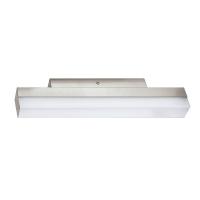 TORRETTA 94616 Eglo, aplica-LED L-350 nichel-mat