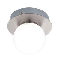 Aplica Mosiano 95009 Eglo, 1x3.3W LED nichel