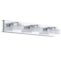 ROMENDO 94653 Eglo, LED-aplica 3 crom lucios