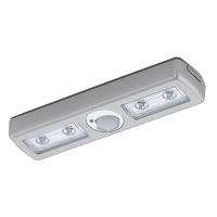 BALIOLA 94686 Eglo, LED-aplica senzor argintiu