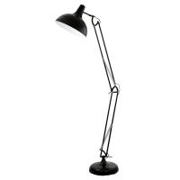BORGILLIO 94698 Eglo, lampadar 1 E27 negru