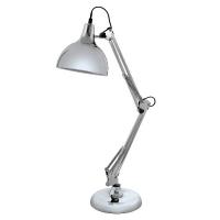 BORGILLIO 94702 Eglo, lampa de birou 1 E27 crom