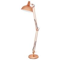 BORGILLIO 94705 Eglo, lampadar 1 E27 cupru