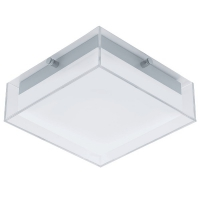 Plafoniera exterior Infesta 94874 Eglo, 8W-LED, antracit