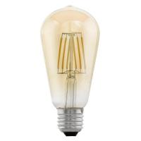 Edison Vintage 11521 Eglo, bec LED E27 ST64, 4W, chihlimbar, 2200K