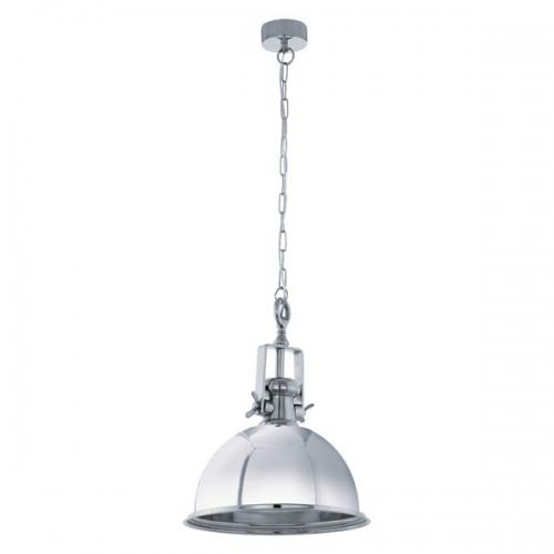 Pendul Crom, 1x60W, E27 Grantham 49179 Eglo