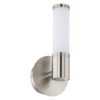 Aplica baie Eglo Palmera 95143 1x4,5W-LED, nichel