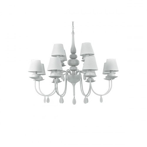 Lustra Ideal Lux BLANCHE SP12 114224