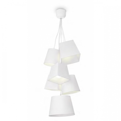 Suspensie Ideal Lux Hats Modern SP6 110639 tronconica