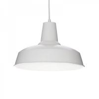 Pendul Moby SP1 102047, D40cm, alb