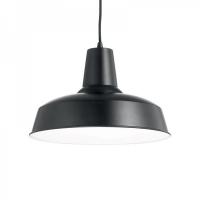 Pendul Moby SP1 93659, D40cm, negru mat