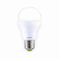 Bec E27-LED-A60 clar, 10W, alb cald