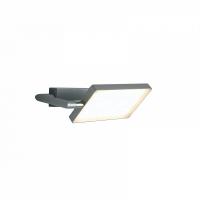 Lampa de lectura Led Book Grigia 15W 1300lm