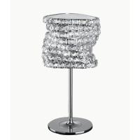 Lampa de bufet Flamenco Crom/Cristal K9