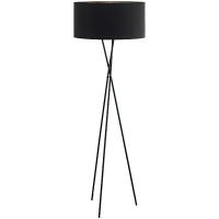 Lampadar FONDACHELLI 95541 1x negru/cupru