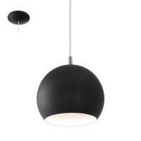 Pendul PETTO LED 95836 HL/1 GU10 negru
