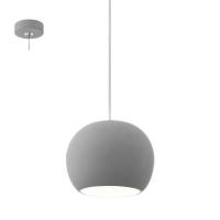 Pendul PRATELLA LED 95837 HL/1 GU10 D150 gri