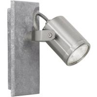 Spot PRACETA 95741 grinda/1 vizual beton/nichel