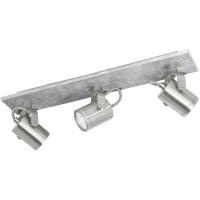 Plafoniera PRACETA 95743 grinda/3 vizual beton/nichel
