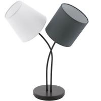 Veioza ALMEIDA 95194 TL/2 negru/multicolor