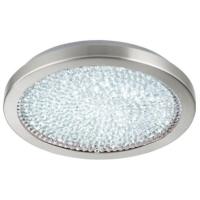 Plafoniera AREZZO 2 32047 LED-DL D345 nichel/clar/cristal