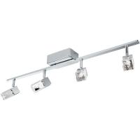 Sild CANTIL 95295 LED-LS/4 crom/transparent