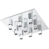 Plafoniera CANTIL 1 95183 LED-DL/9 crom/transparent