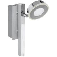 Aplica lectura CARDILLIO 95996 LED-LS/1 aluminiu/crom/satin