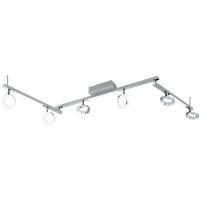 Sild CARDILLIO 1 96183 LED-LS/6 aluminiu/crom/satin