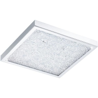 Plafoniera CARDITO 32025 LED-DL 320X320 crom/transparent