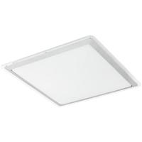 Plafoniera COMPETA 1 95681 LED-DL 430X430 alb/argintiu/transparent
