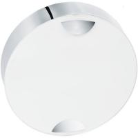Plafoniera miniaturala CUPELLA 95966 LED D-15cm crom/alb
