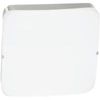 Plafoniera miniaturala CUPELLA 95967 LED 15x15cm nichel mat/alb