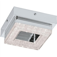 Plafoniera FRADELO 95655 LED-WL/DL/1 crom/cristal