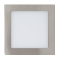 Spot incastrabil FUEVA 1 31674 LED 170X170 nichel 4000K
