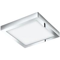 Plafoniera LED baie IP44 FUEVA 1 96059 30x30cm crom 3000K