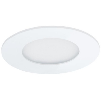 Spot incastrabil FUEVA 1 96163 LED D85 alb 3000K