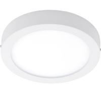 Plafoniera LED baie IP44 FUEVA 96168, 22W, 2200lm, 30cm, alba, 3000K