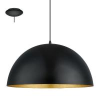 Pendul GAETANO 1 94936 HL/1 D530 negru/auriu