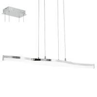 Suspensie LASANA 2 96101 LED-HL L-960 crom/alb