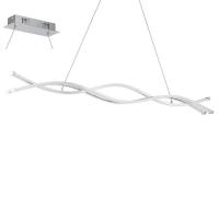 Suspensie LASANA 2 96102 LED-HL L-1020 crom/alb