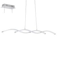 Suspensie LASANA 2 96103 LED-HL L-870 crom/alb