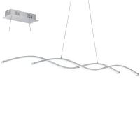 Suspensie LASANA 2 96104 LED-HL L-1200 crom/alb