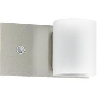 Aplica PACAO 95784 LED-WL/1 nichel mat/alb touchdimmer