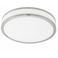Plafoniera baie PALERMO 3 95685 22W-LED D410 alb/crom 3000-6000K step tuneable white