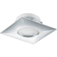 Spot ultraplat PINEDA 95798 LED-incastrabil 78X78 crom