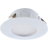 Spot ultraplat PINEDA 95804 LED-incastrabil D78 alb