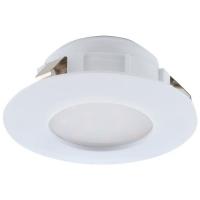Spot ultraplat PINEDA 95811 LED-incastrabil D78 alb dimmabil