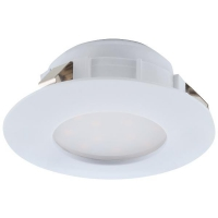 Spot ultraplat PINEDA 95817 LED-incastrabil D78 alb IP20/44
