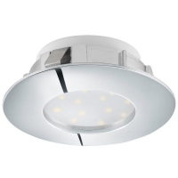 Spot ultraplat PINEDA 95818 LED-incastrabil D78 crom IP20/44